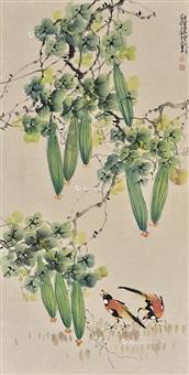 丝瓜 by zhao shaoang