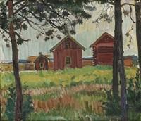 röda hus by axel nilsson