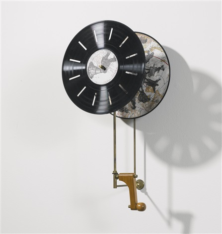 phenakistoscope by william kentridge