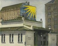 stadtbahnstation pilgramgasse by franz zadrazil