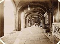 portici della vecchia torino by mario gabinio