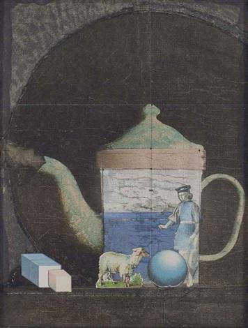 untitled teapot by joseph cornell