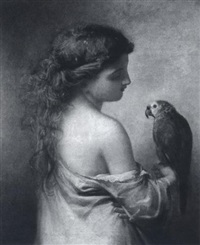 princess and the parrot by james edward freeman