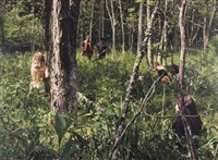 wild things by justine kurland