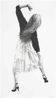 anne by robert longo