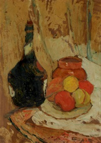 nature morte by charles cottet