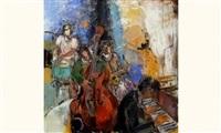 jazz in marciac by robert hoo-paris