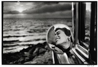 santa monica, california by elliott erwitt
