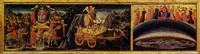 il trionfo della fama, del tempo e della religione by (francesco di stefano) pesellino