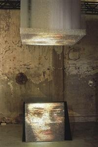 stardust chandelier by tokujin yoshioka