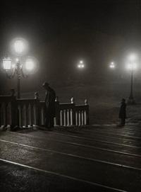 ricordo di una serata nebbiosa, novembre by francesco ferruccio leiss
