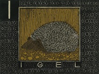 i-igel (from tier-abc) by moritz jung