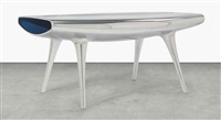 event horizon table by marc newson