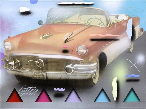 56 buick roadmaster by will cotton