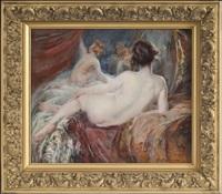 venus before the mirror by vitaly gavrilovich tikhov
