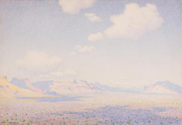 yucca arizona by george elbert burr