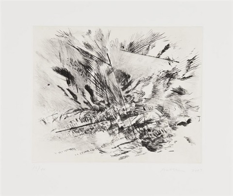 untitled grey area by julie mehretu