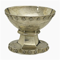 christening cup by william h. haseler