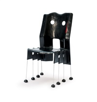 stuhl greene street chair by gaetano pesce