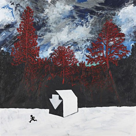 run by stanley donwood