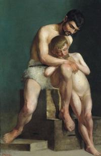 männliche akte by jan heson