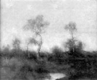 louisiana wetlands by paul mersereau