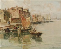 chioggia by angelo brombo