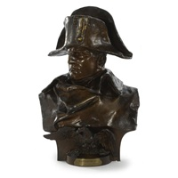 a bust of napoleon by ambrogio colombo