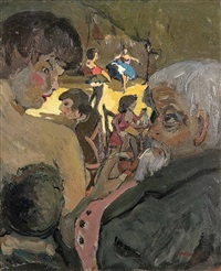 cabaret by ramon sanvisens