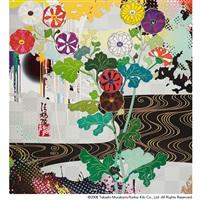 kansei platinum by takashi murakami