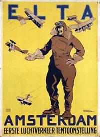 elta amsterdam by h.g. brian de kruyff van dorssen