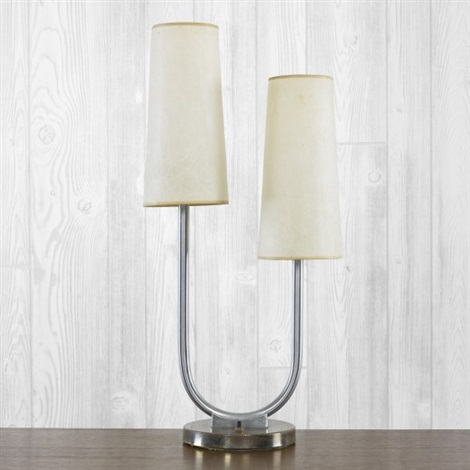 table lamp model m1006 by kurt versen