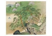 cherry blossoms by kibo kodama