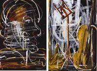 practice room, maestro (2 works) by kagiso patrick mautloa