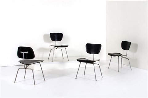 Quattro sedie by charles and ray eames on artnet