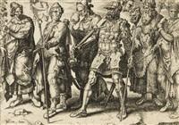 lucullus by maerten jacobsz van heemskerck
