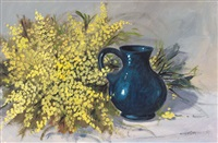 mimose con brocca by william nuzzo