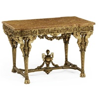 a louis xvi style center table by georges jacob