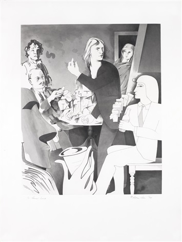 in hornes house by richard hamilton