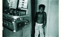 garçon et jukebox, ciudad bolivar by paolo gasparini
