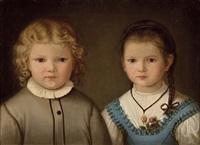 die geschwister maria und peter von stadl by maria von stadl