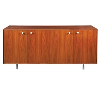 thin edge cabinet by george nelson & associates
