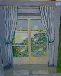 fenêtre sur le jardin by roussin