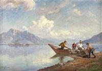 chiemseefischer by erwin kettemann