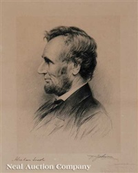 abraham lincoln by thomas johnson