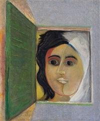 figura na janela by cícero dias
