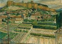 vieille ville, france by herrmann lismann