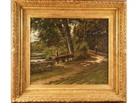 paysage by louis humbert