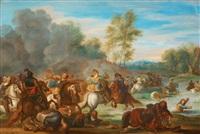 kavalleribatalj by lambert de hondt