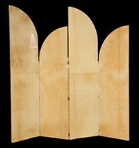 folding screen by aldo tura